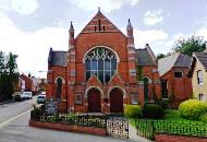 London Rd Congregational Church, Newark
