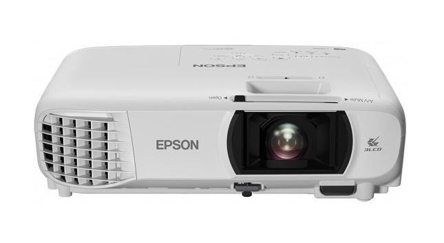 A picture containing projector, car, electronics, front  Description automatically generated